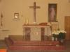 Kaplica w Pięczkowie - wnętrze